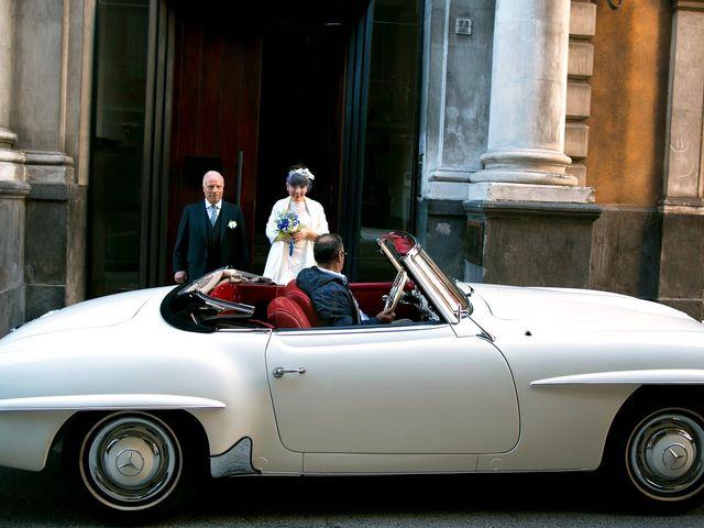 Il matrimonio di Alberto e Ilenia a Catania, Catania 10