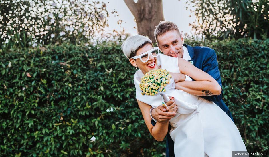 Il matrimonio di Attilio e Valentina a Napoli, Napoli