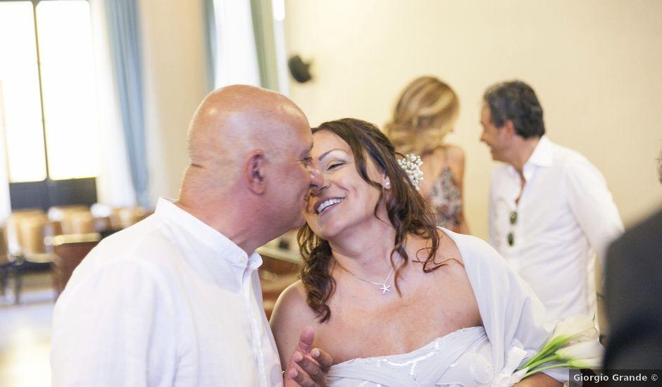 Il matrimonio di Marco e Alice a Cervia, Ravenna