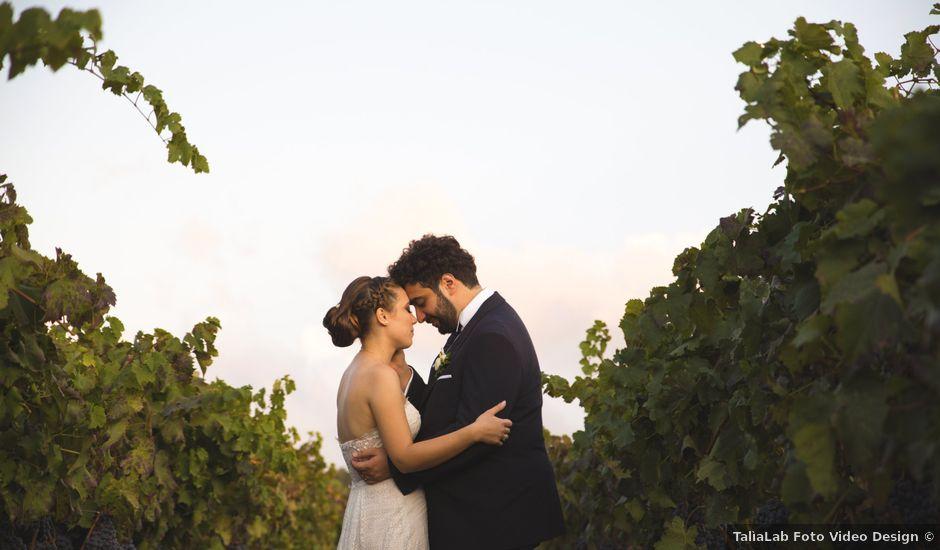 Il matrimonio di Nicola e Maria Rachele a Catania, Catania