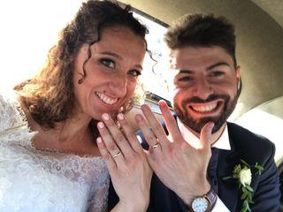 Le nozze di Andrea e Giordana