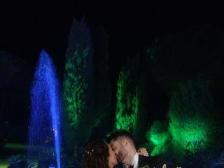 Le nozze di Andrea e Giordana 1