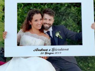 Le nozze di Andrea e Giordana 3
