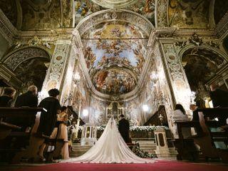 Le nozze di Vittoria e Antonio
