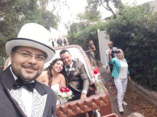 Le nozze di Francesco  e Angelica  1