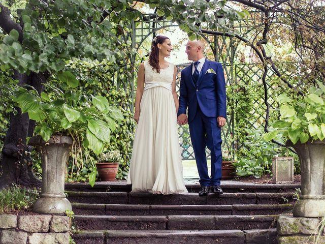 Il matrimonio di Andrea e Chiara a Cantello, Varese 2