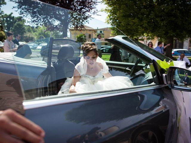 Il matrimonio di Andrea e Chiara a Suzzara, Mantova 8