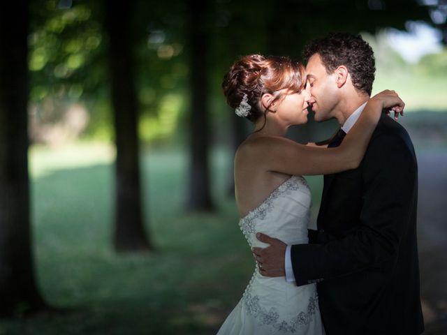 Il matrimonio di Andrea e Chiara a Suzzara, Mantova 11