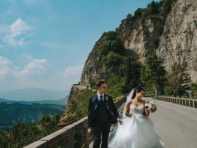 Il matrimonio di Gherard e Cristina a San Leo, Pesaro - Urbino 10