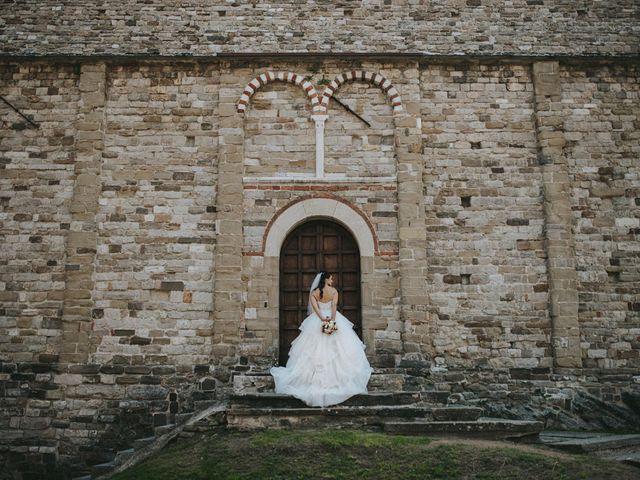 Il matrimonio di Gherard e Cristina a San Leo, Pesaro - Urbino 11