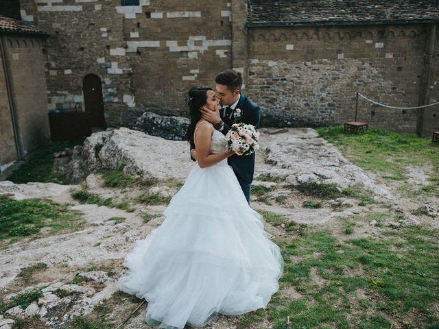 Il matrimonio di Gherard e Cristina a San Leo, Pesaro - Urbino 12