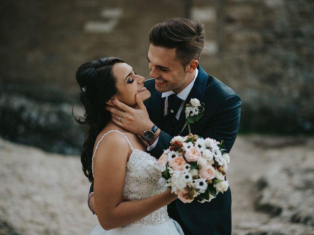 Il matrimonio di Gherard e Cristina a San Leo, Pesaro - Urbino 13