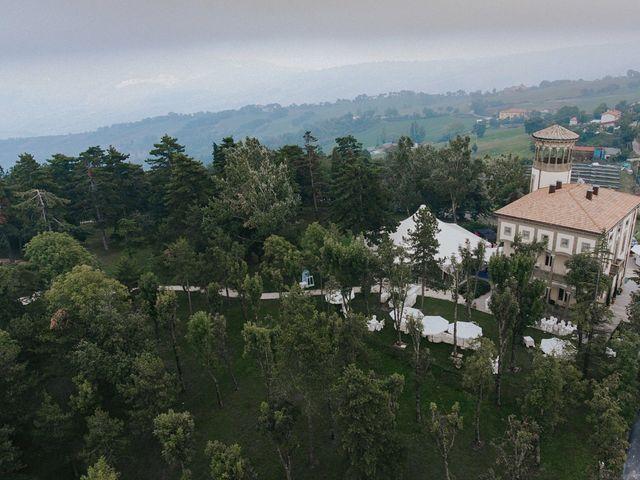 Il matrimonio di Gherard e Cristina a San Leo, Pesaro - Urbino 16