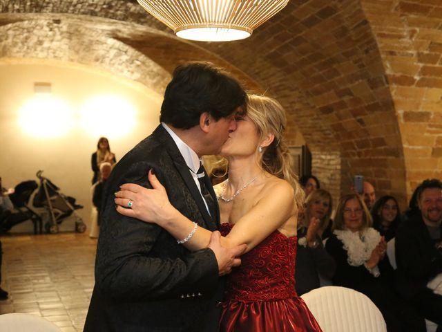 Il matrimonio di Giuseppe e Daniela a Loreto Aprutino, Pescara 9