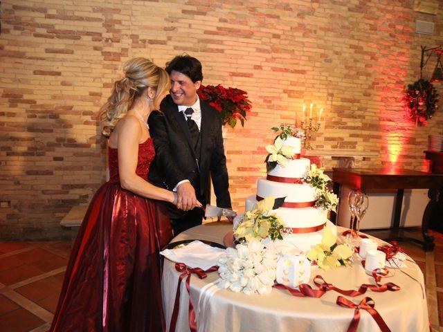 Il matrimonio di Giuseppe e Daniela a Loreto Aprutino, Pescara 24