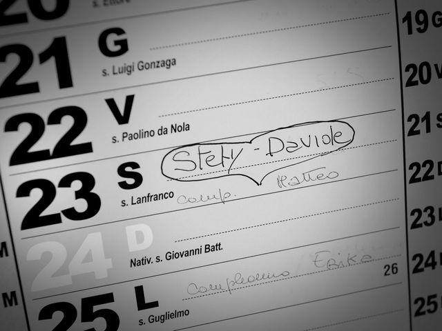 Il matrimonio di Davide e Stefania a Zogno, Bergamo 3
