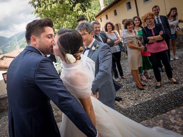 Il matrimonio di Davide e Stefania a Zogno, Bergamo 12