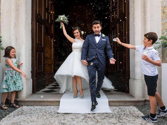 Il matrimonio di Davide e Stefania a Zogno, Bergamo 22