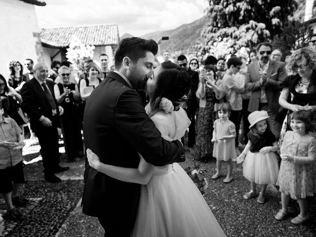 Il matrimonio di Davide e Stefania a Zogno, Bergamo 23
