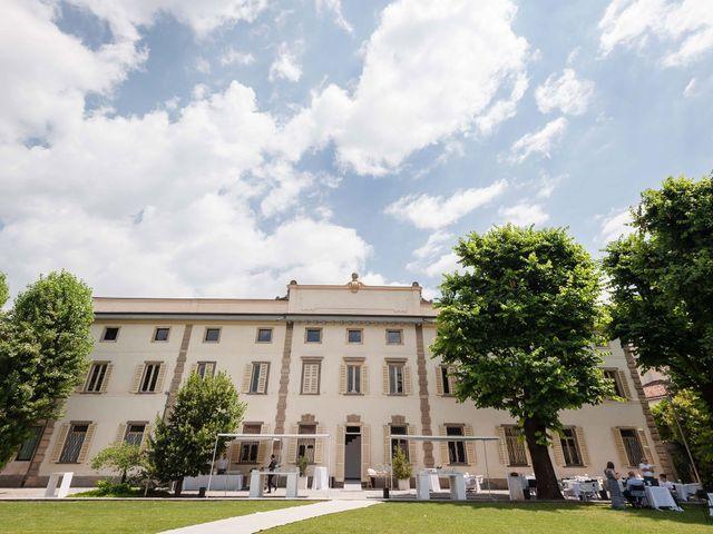 Il matrimonio di Davide e Stefania a Zogno, Bergamo 25