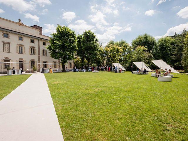 Il matrimonio di Davide e Stefania a Zogno, Bergamo 27