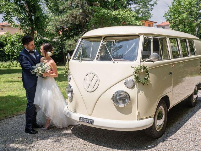 Il matrimonio di Davide e Stefania a Zogno, Bergamo 28