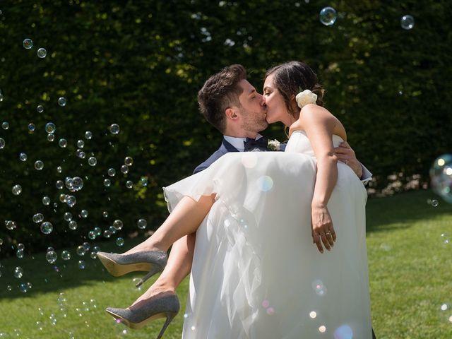 Il matrimonio di Davide e Stefania a Zogno, Bergamo 1