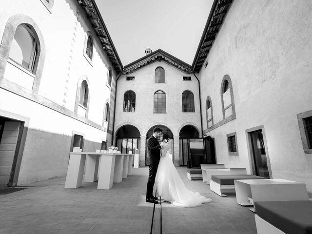 Il matrimonio di Davide e Stefania a Zogno, Bergamo 43