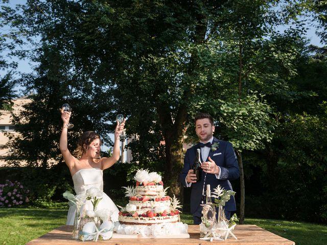Il matrimonio di Davide e Stefania a Zogno, Bergamo 51