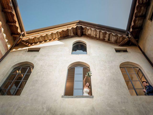 Il matrimonio di Davide e Stefania a Zogno, Bergamo 63
