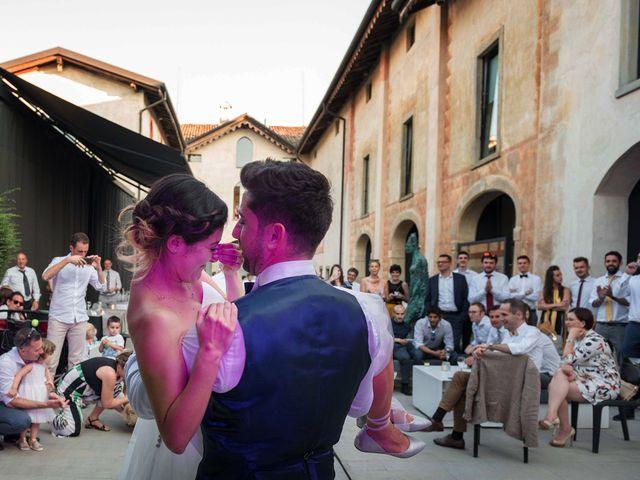 Il matrimonio di Davide e Stefania a Zogno, Bergamo 67