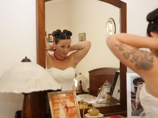 Il matrimonio di Nando e Sabrina a Induno Olona, Varese 1
