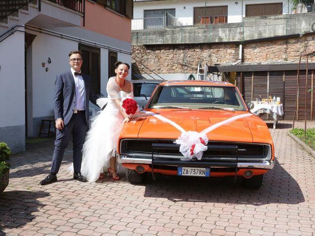 Il matrimonio di Nando e Sabrina a Induno Olona, Varese 2
