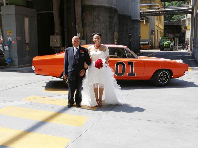 Il matrimonio di Nando e Sabrina a Induno Olona, Varese 8