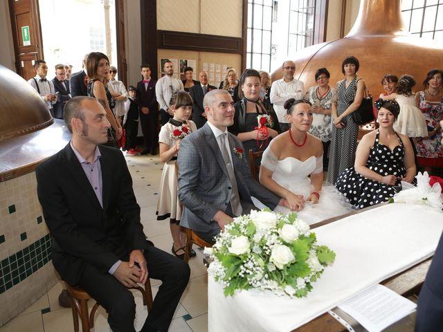 Il matrimonio di Nando e Sabrina a Induno Olona, Varese 10