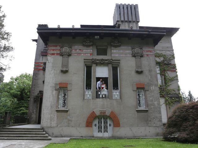 Il matrimonio di Nando e Sabrina a Induno Olona, Varese 19