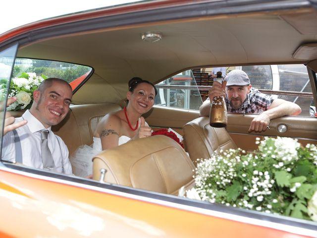 Il matrimonio di Nando e Sabrina a Induno Olona, Varese 28