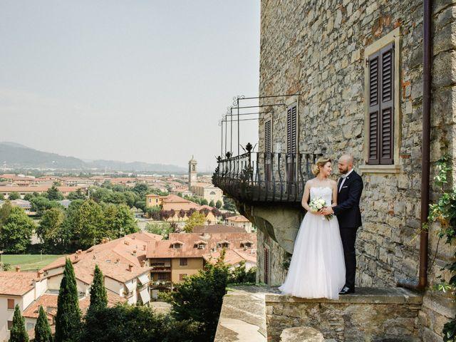 Il matrimonio di Gabriele e Olivia a Bergamo, Bergamo 11