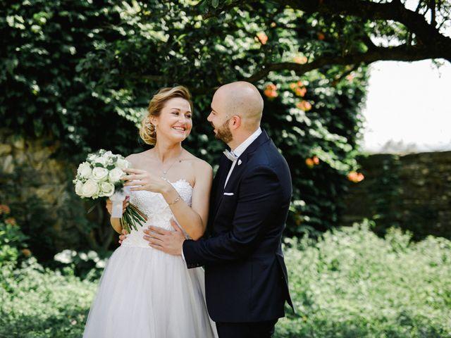 Il matrimonio di Gabriele e Olivia a Bergamo, Bergamo 16