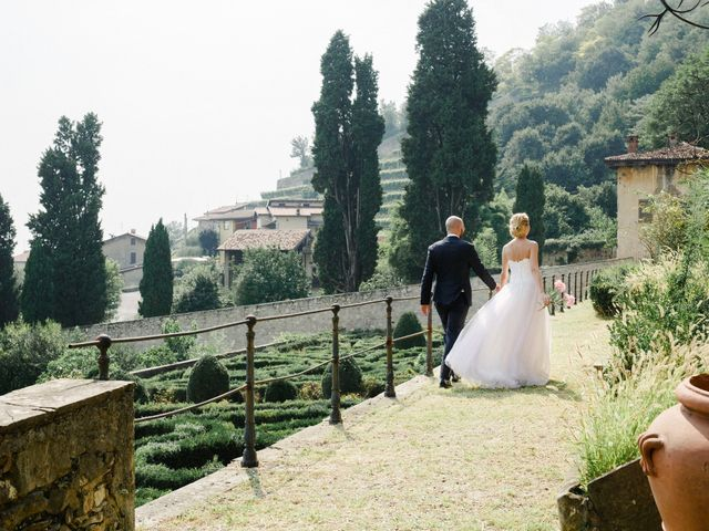 Il matrimonio di Gabriele e Olivia a Bergamo, Bergamo 27