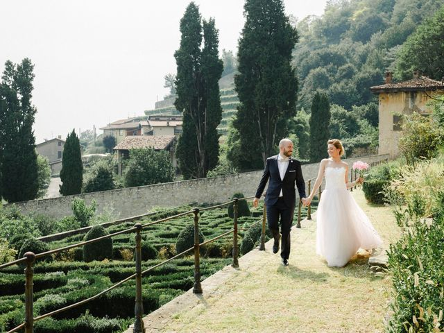 Il matrimonio di Gabriele e Olivia a Bergamo, Bergamo 28