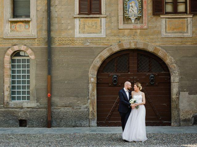 Il matrimonio di Gabriele e Olivia a Bergamo, Bergamo 31