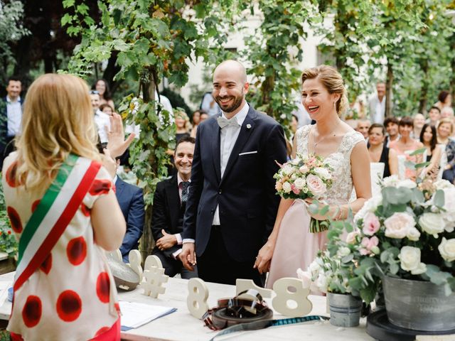 Il matrimonio di Gabriele e Olivia a Bergamo, Bergamo 43