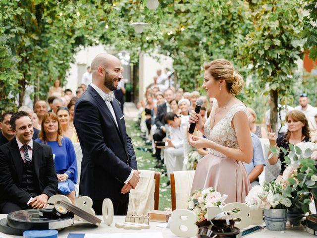 Il matrimonio di Gabriele e Olivia a Bergamo, Bergamo 47