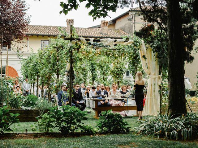Il matrimonio di Gabriele e Olivia a Bergamo, Bergamo 49
