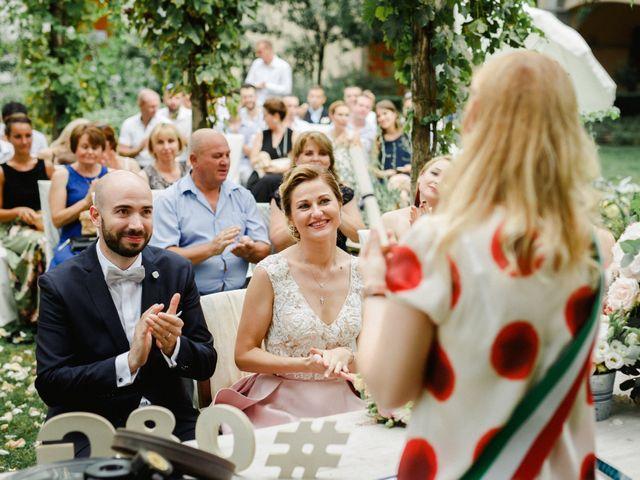 Il matrimonio di Gabriele e Olivia a Bergamo, Bergamo 51