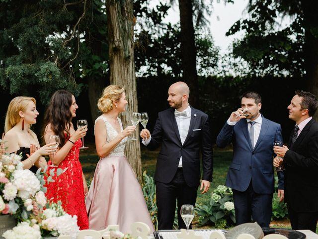 Il matrimonio di Gabriele e Olivia a Bergamo, Bergamo 52