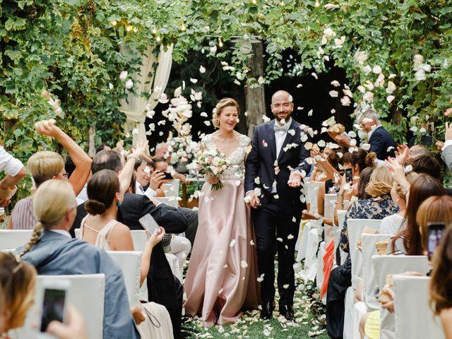 Le nozze di Olivia e Gabriele
