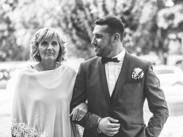 Il matrimonio di Luca e Manuela a Somma Lombardo, Varese 15