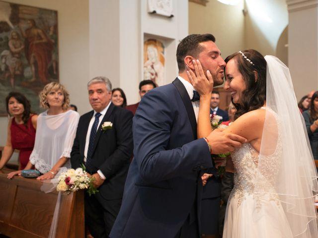 Il matrimonio di Luca e Manuela a Somma Lombardo, Varese 20